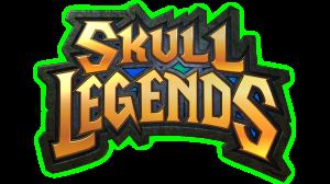 Skull Legends - Logo