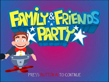 family & friends portada