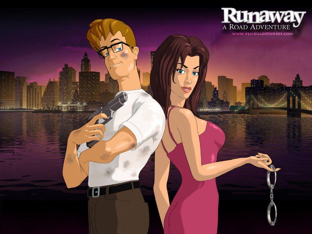runaway portada