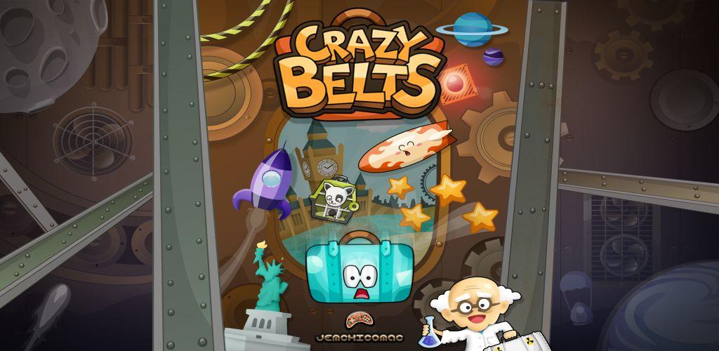 Crazy Belts, gestionar el equipaje nunca fue tan divertido