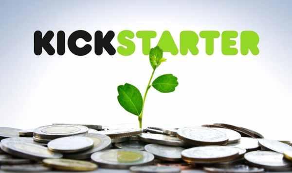 Kickstarter games