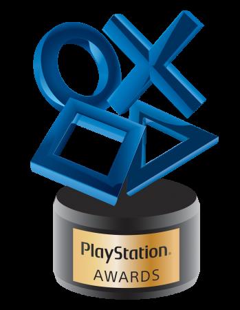 Logo PS Awards azul