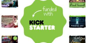 Kickstarter españoles