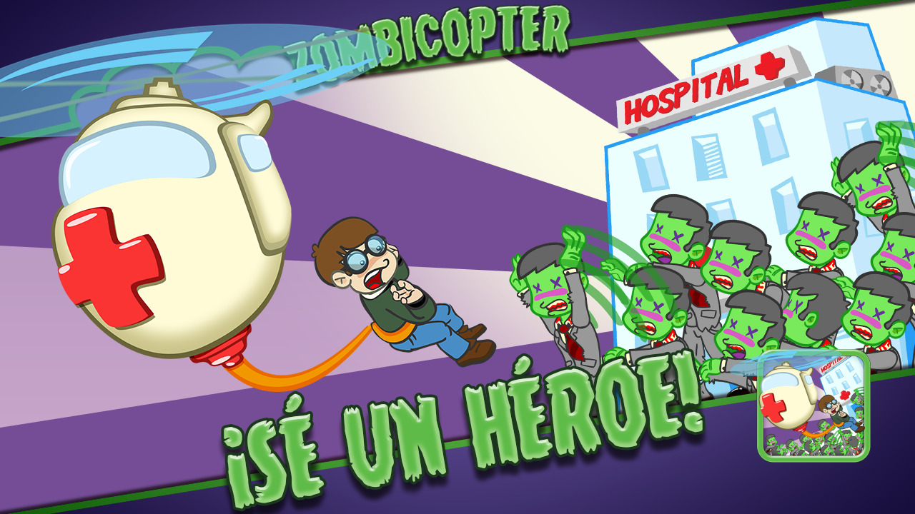 Zombiecopter