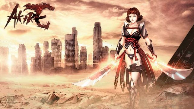 Akire 1 - Gamepolis