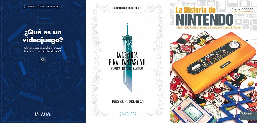 Ediciones Arcade Libros - Gamepolis