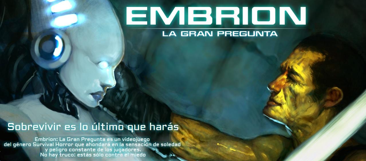 Embrion 1 - Gamepolis
