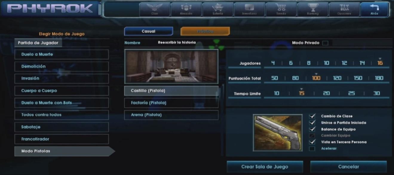 Phyrok 1 - Gamepolis