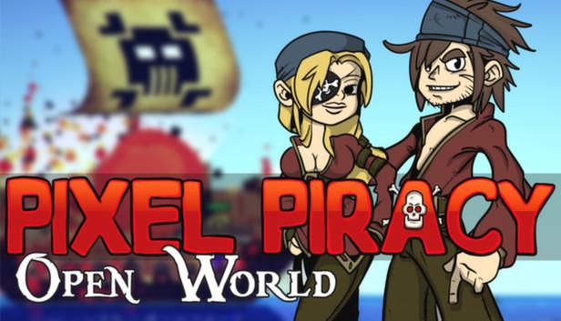 Portada Pixel Piracy
