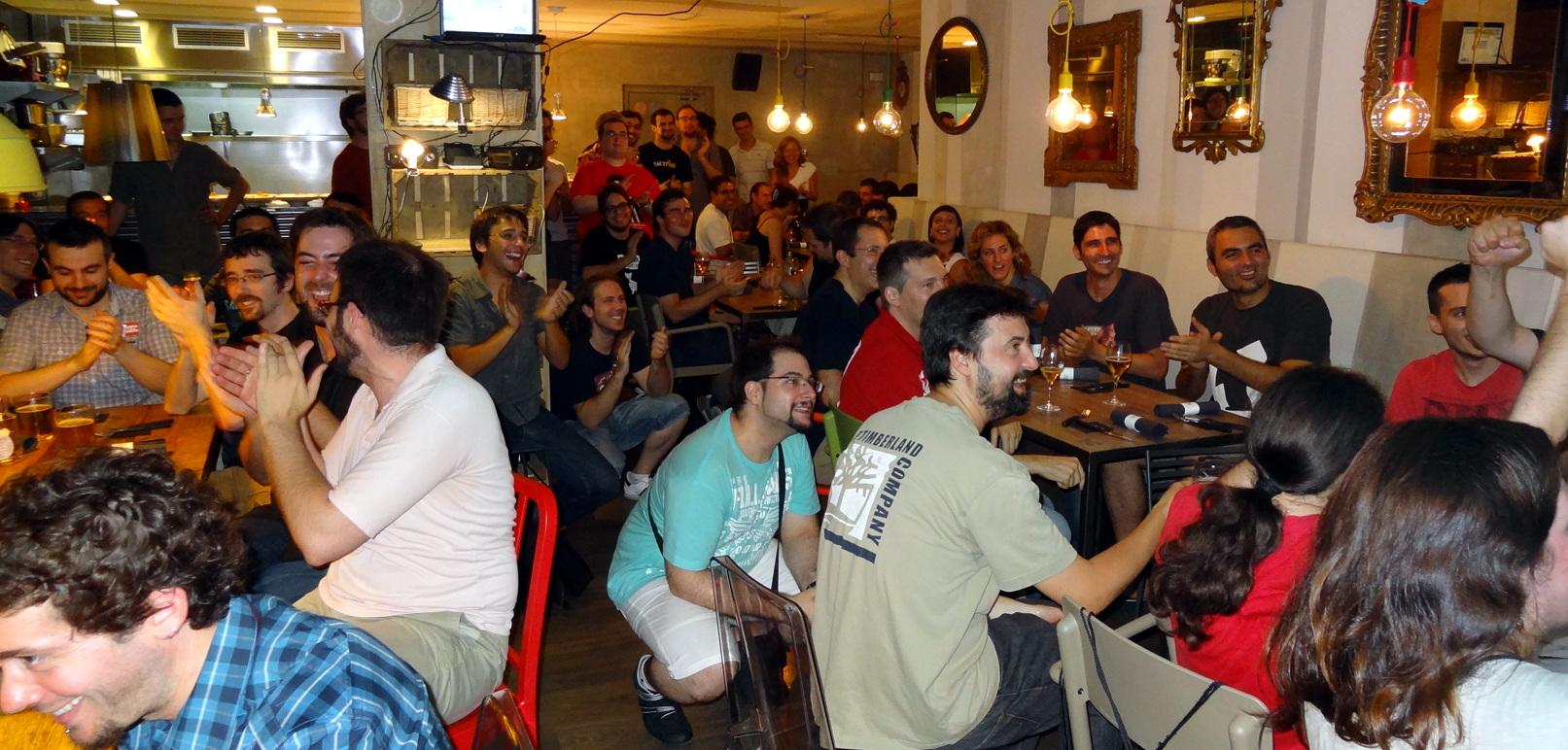 Burguer Developer Central - Encuentro de desarrolladores que comparten el amor por las hamburguesas