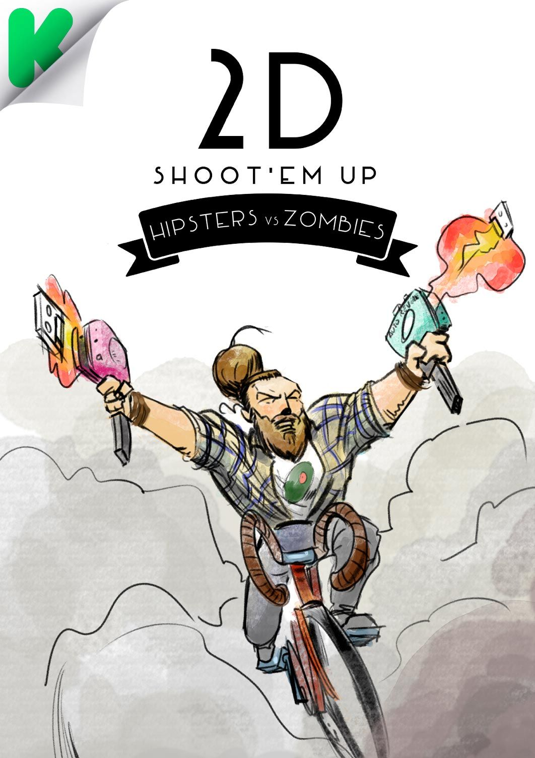 Hipsters Vs. Zombies