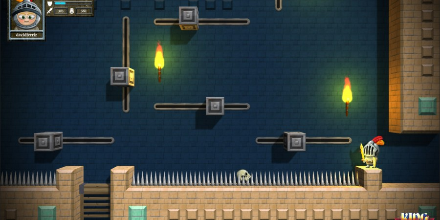 King Lucas va camino de imponer su reinado en Steam Greenlight