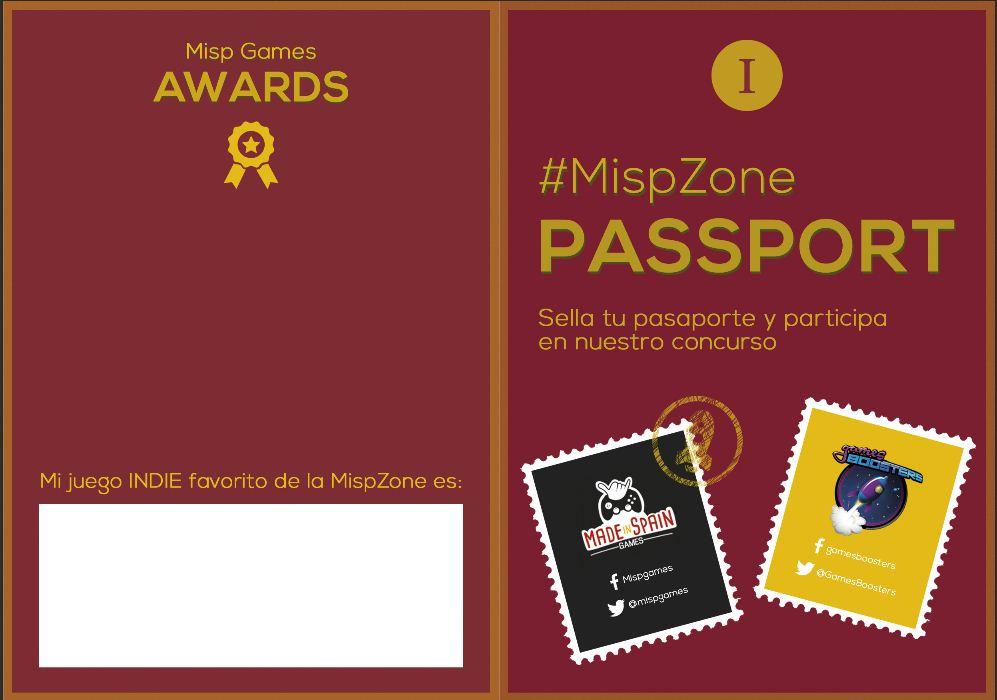 MISPZone Pasaporte
