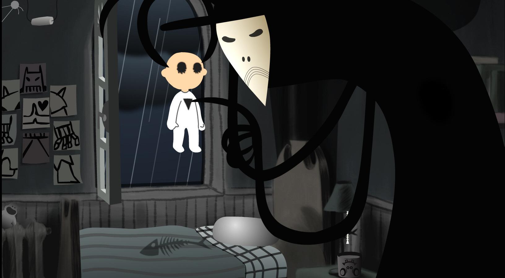 Mr. Shadow: una oscura y desconcertante aventura gráfica