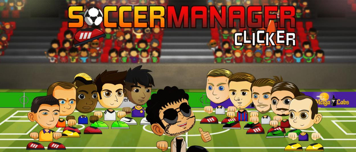 fútbol manager clicker devuego