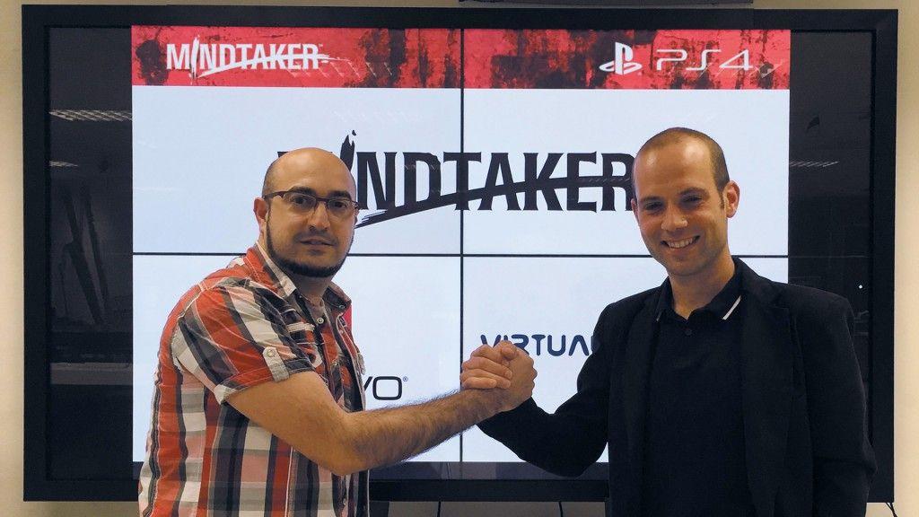 Relevo y Virtualware se alían para crear Mindtaker, un videojuego de terror para PlayStation 4 y PC