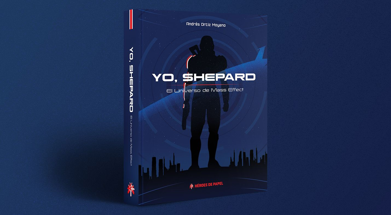 heroes del papel yo shepard
