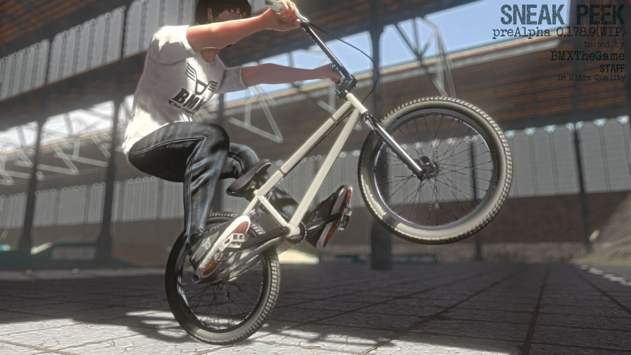 BMX The Game, recorre la ciudad de Barcelona en tu bicicleta de BMX