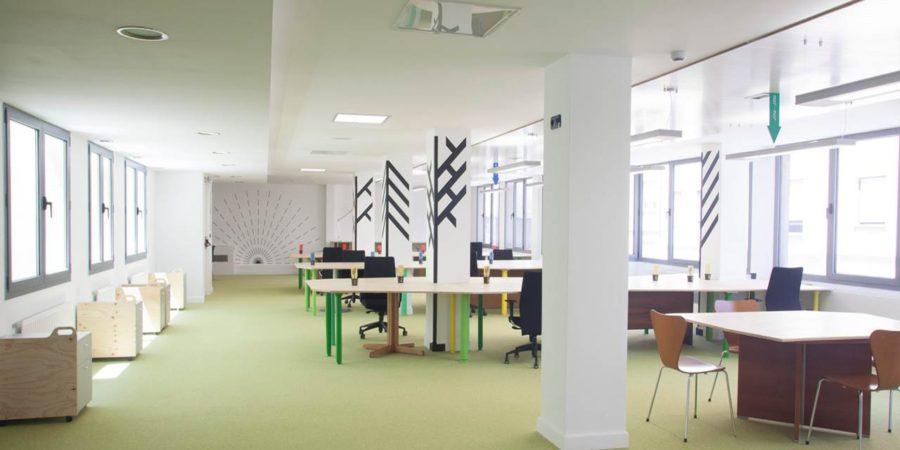 Nueva sede de PlayStation Games Camp en Bilbao