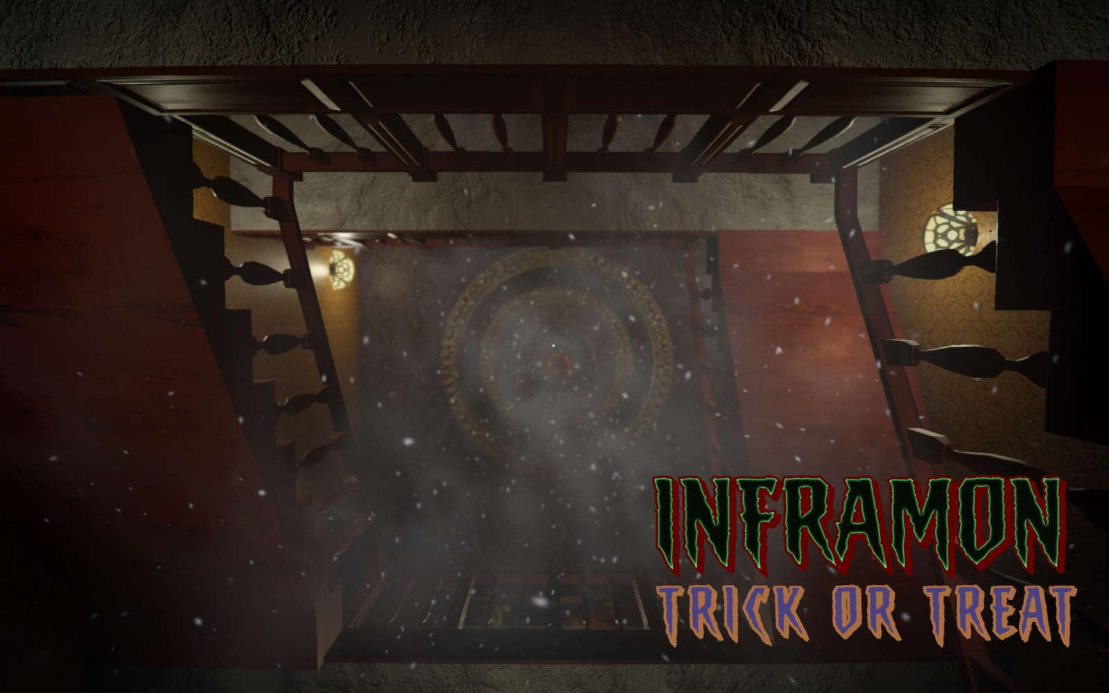 INFRAMON: Trick or Treat