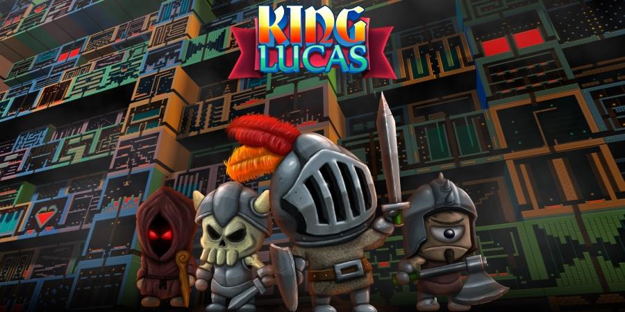 King Lucas ya tiene fecha de salida en Steam: será el 1 de diciembre