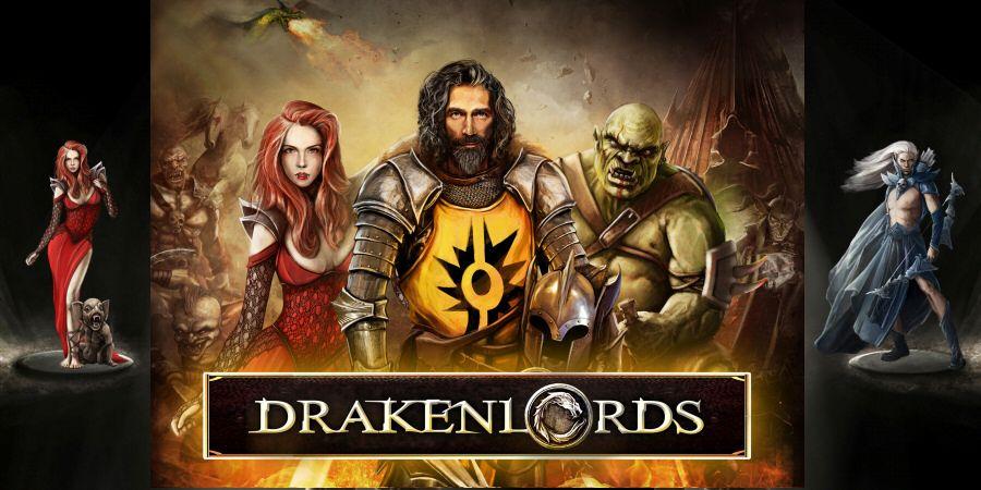 Drakenlords: batallas de cartas optimizadas para móviles