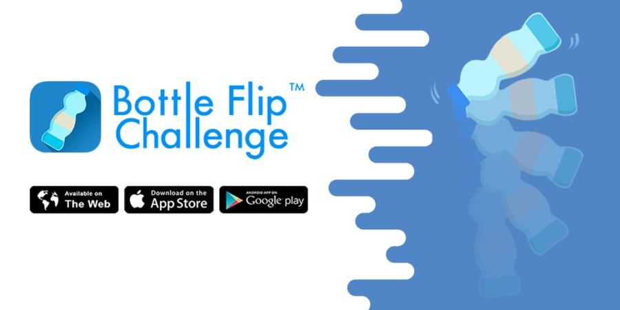 Bottle Flip Challenge lleva el reto de la botella a los móviles