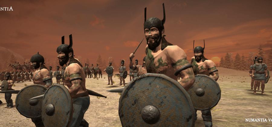 Numantia recreará la Guerra Numantina como un juego de estrategia por turnos para PS4