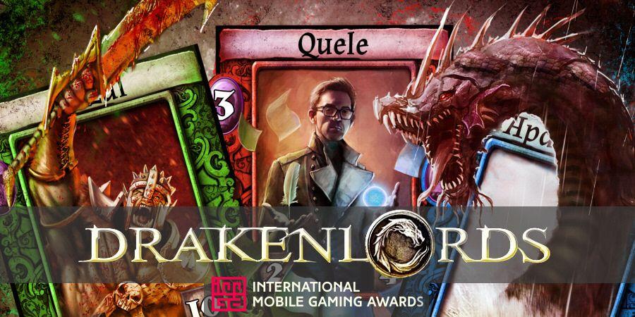 Drakenlords, nominado a los IMGA Awards, lanza su primera gran expansión