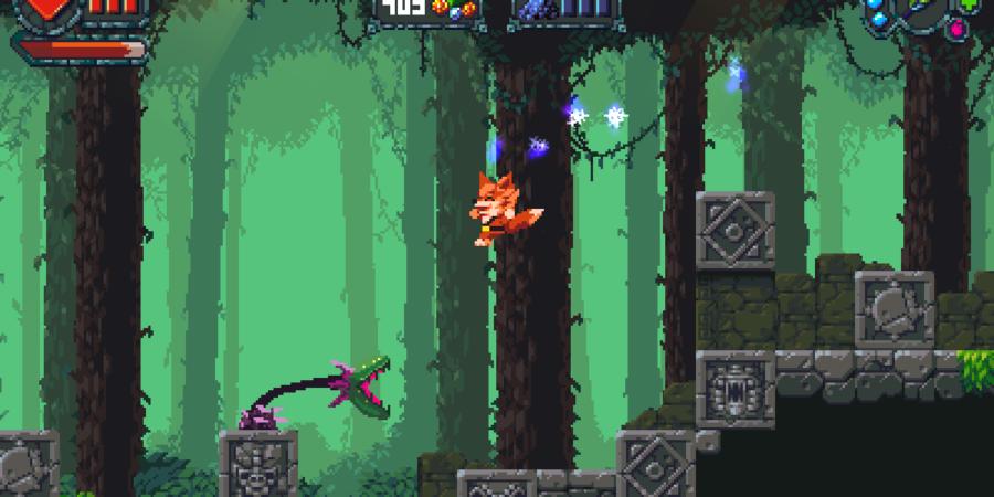 Boomfire Games presenta en Steam Greenlight el plataformas Furwind