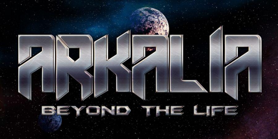 El estudio Cannibal Pig lanza el shoot'em up espacial Arkalia: Beyond the Life en Steam Greenlight