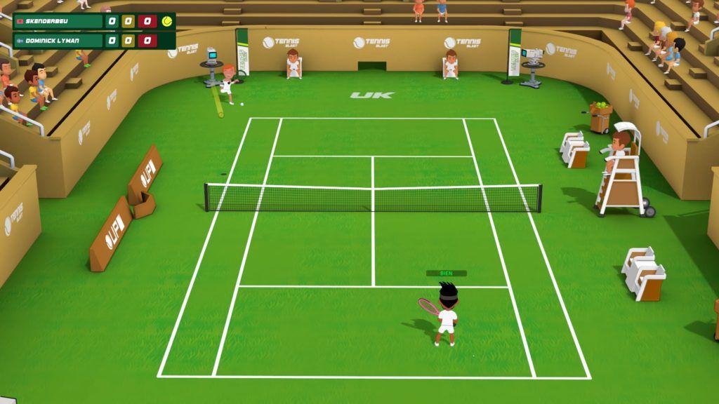 Super Tennis Blast imagen wimbledon