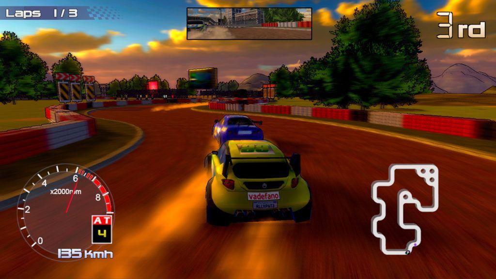 Rally Rock 'n Racing