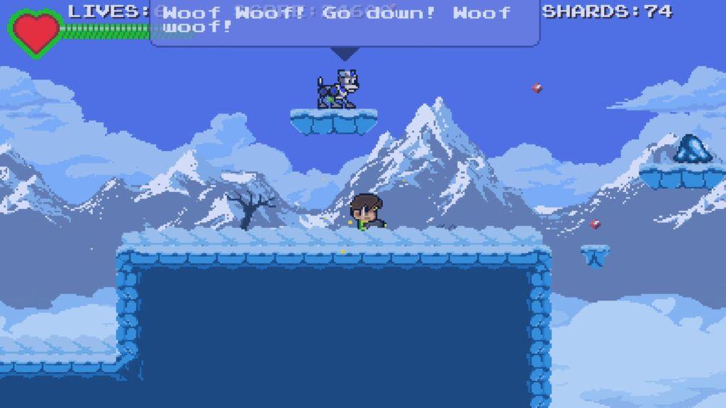 V.O.I.D nivel hielo