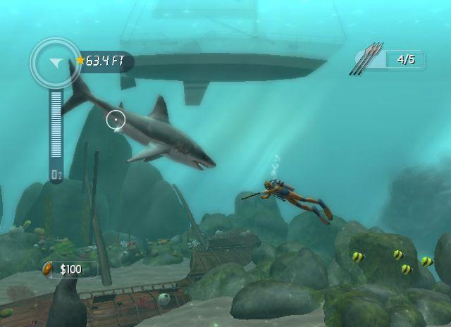 DIVE. Imagen gameplay 2