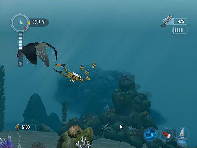 DIVE imagen gameplay