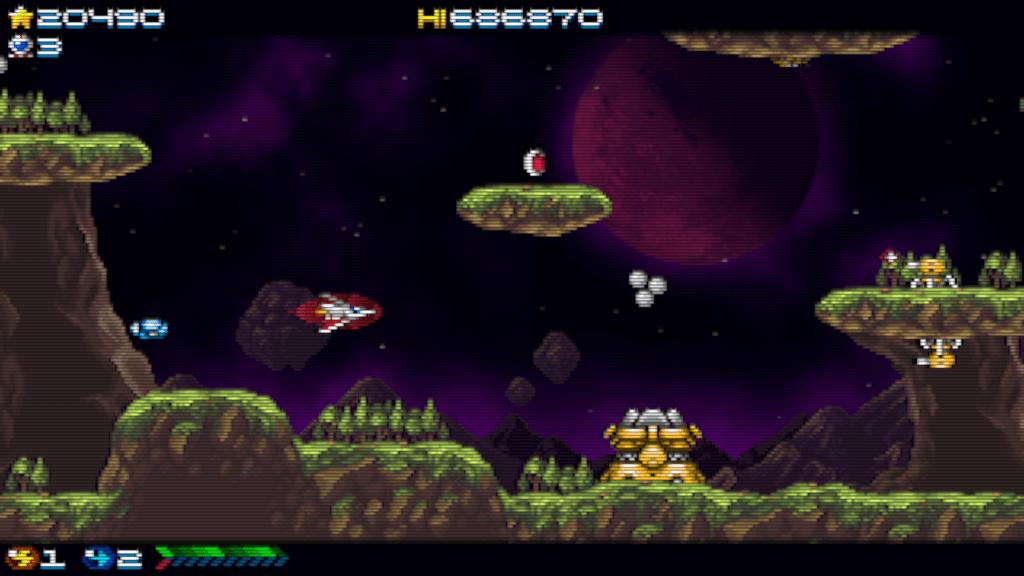 Super Hydorah imagen 3