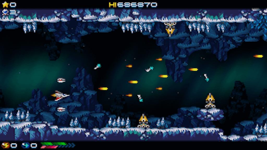 Super Hydorah imagen 1