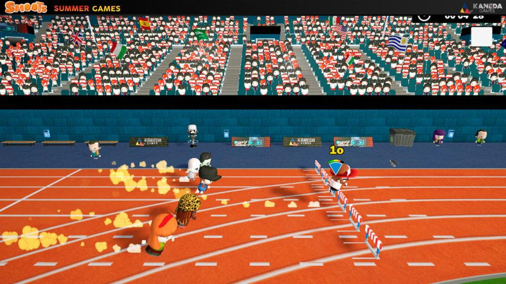 Smoots Summer Games imagen atletismo