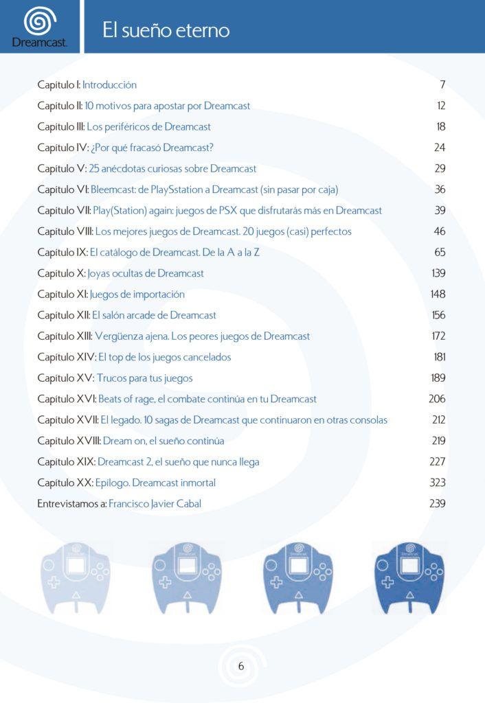 Dreamcast el sueño eterno imagen índice