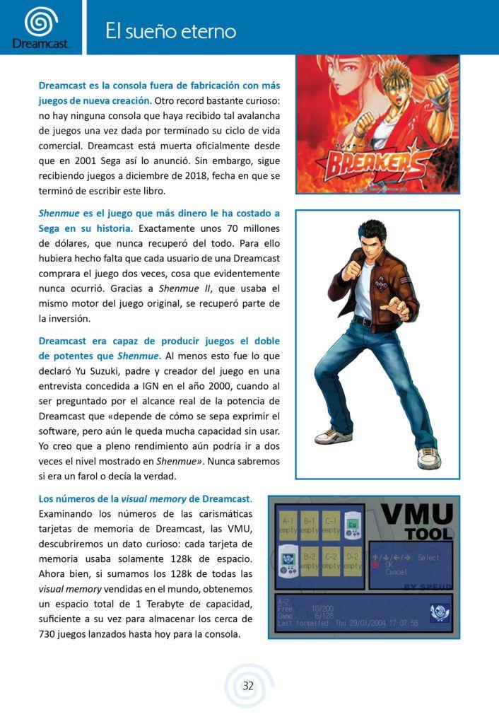Dreamcast el sueño eterno imagen  página 32