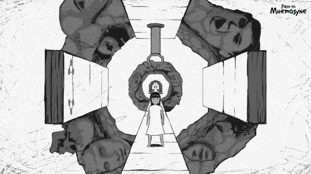 El túnel y Path to Mnemosyne