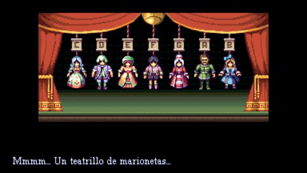 Puzle marionetas de Viviette
