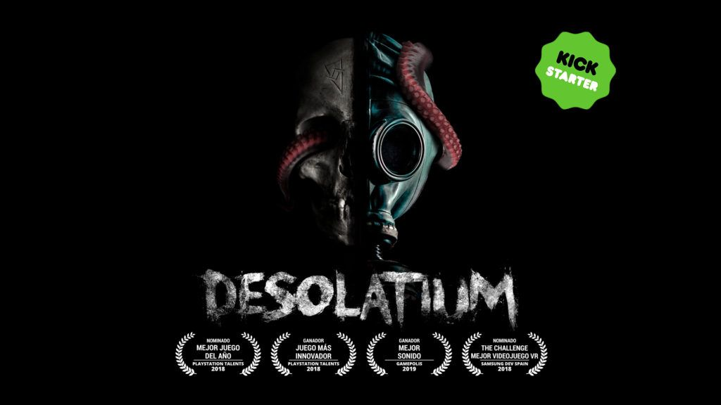 Desolatium, Survival Horror point and click en VR con firma murciana