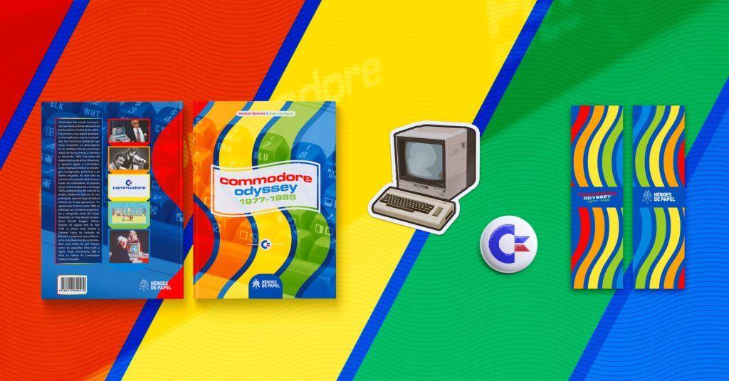Commodore Odyssey imagen