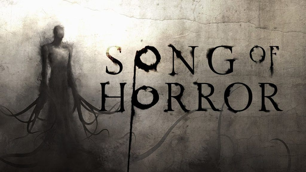 Song of Horror Caratula