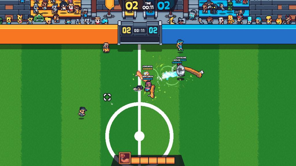 Guts 'N Goals, la fusión entre el fútbol, el beat 'em up y Arcade