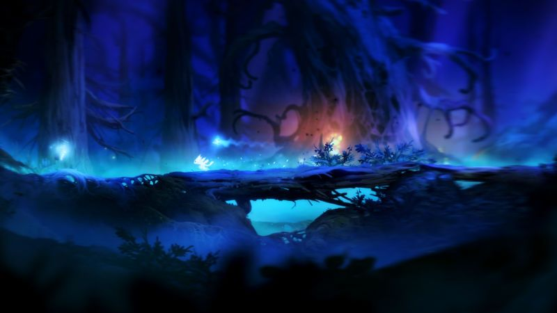 Dificultad Ori and the Blind Forest