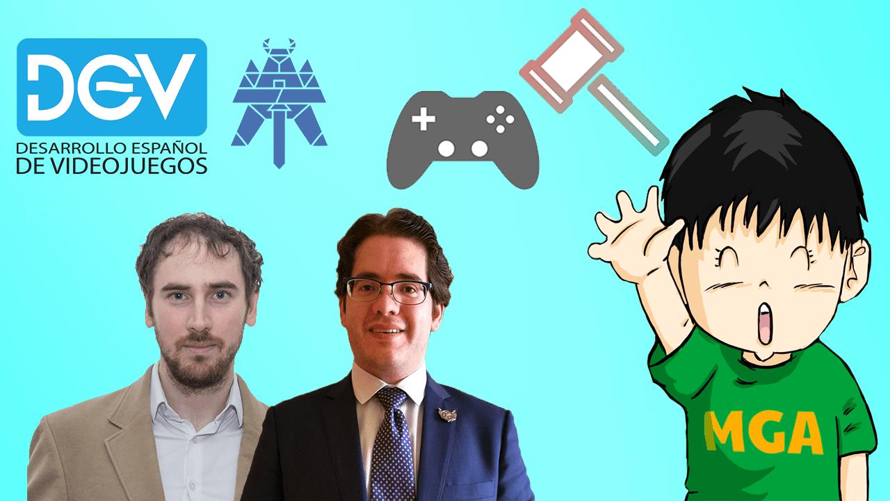 DEV organiza el seminario online 'Los secretos del Derecho en el desarrollo de videojuegos'