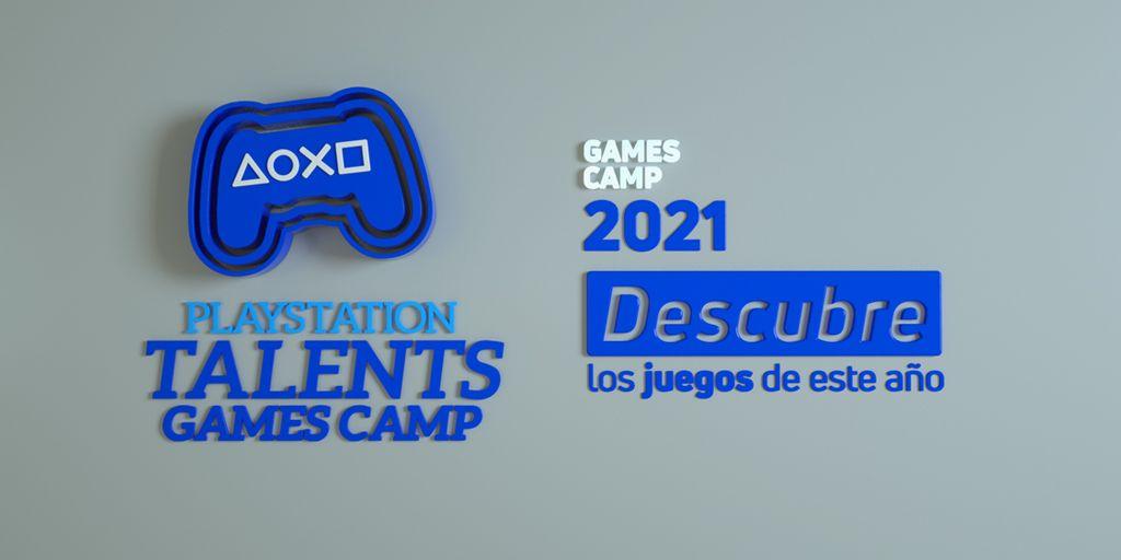 PlayStation Talents presenta los próximos títulos de Games Camps